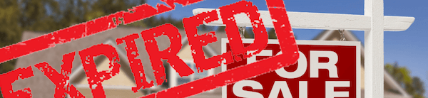 Expired real estate listings
