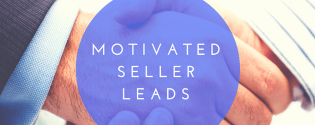 Motivated seller leads